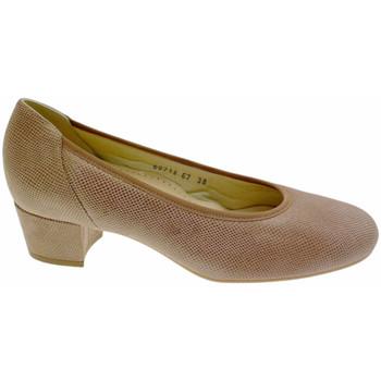 Schuhe Damen Pumps Calzaturificio Loren LO60713rept marrone