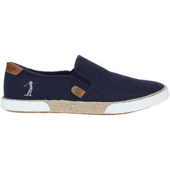 Schuhe Herren Slip on U.s. Golf S19-SUS801 Blau