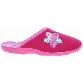 Schuhe Damen Hausschuhe Befado Paula Rosa