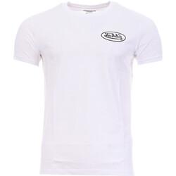 Kleidung Herren T-Shirts Von Dutch VD/TRC/DARY Weiss