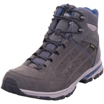 Schuhe Wanderschuhe Meindl Durban grau