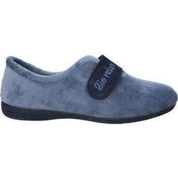 Schuhe Damen Hausschuhe Cosdam Z. DE CASA  13133 SEÑORA AZAFATA Bleu