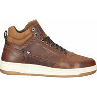 Schuhe Herren Sneaker High Scapa Sneaker Braun