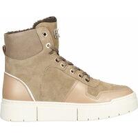 Schuhe Damen Sneaker High Scapa Sneaker Taupe