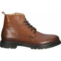 Schuhe Herren Boots Scapa Stiefelette Brown