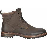 Schuhe Herren Boots Scapa Stiefelette Braun