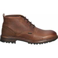 Schuhe Herren Boots Scapa Halbschuhe Braun