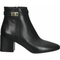 Schuhe Damen Low Boots Scapa Stiefelette Schwarz