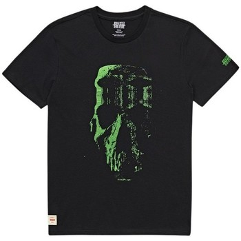 Kleidung Herren T-Shirts Globe T-shirt  Refuse Skull noir