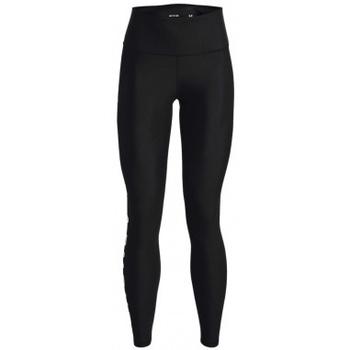 Kleidung Damen Leggings Under Armour HG No-Slip Waistband Branded Leggings Schwarz