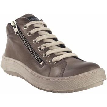 Schuhe Damen Multisportschuhe Chacal 5728-b taupe Grau