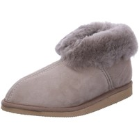 Schuhe Damen Hausschuhe Shepherd Rita 025-stone beige