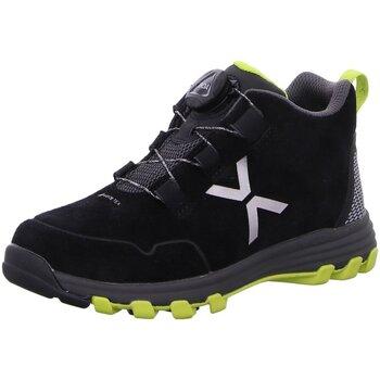 Schuhe Jungen Stiefel Vado Hiker black 41102-WALKER/001 schwarz