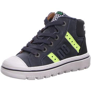 Schuhe Mädchen Sneaker High Develab Maedchen Boys Mid Cut Shoe 41925-637 blau