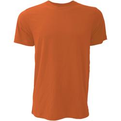 Kleidung Herren T-Shirts Bella + Canvas CA3001 Orange