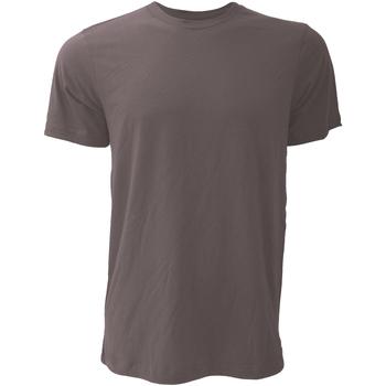 Kleidung Herren T-Shirts Bella + Canvas CA3001 Grau