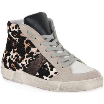 Schuhe Damen Sneaker High At Go GO 4146 CHICCO BIANCO Bianco