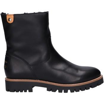 Schuhe Damen Boots Panama Jack TAYLA IGLOO TRAV B1 Negro
