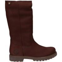 Schuhe Damen Klassische Stiefel Panama Jack BAMBINA B63 Marr?n
