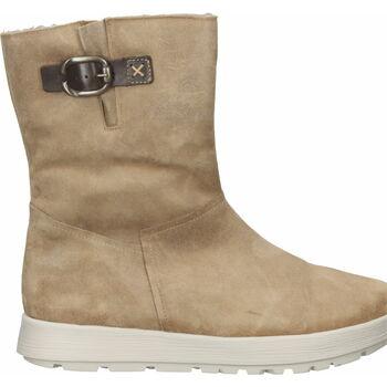 Schuhe Damen Schneestiefel Think Stiefel Taupe