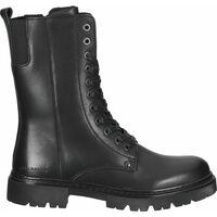 Schuhe Mädchen Low Boots Bullboxer Stiefel Schwarz