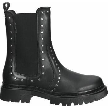 Schuhe Damen Low Boots Bullboxer Stiefelette Black