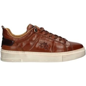 Schuhe Herren Sneaker Low La Martina LFM212.061AI22 niedrig Harren BRAUN BRAUN