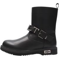 Schuhe Jungen Boots Cult - Bikers nero FLAG NERO