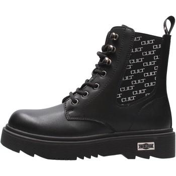 Schuhe Jungen Boots Cult - Anfibio nero BEGIN NERO