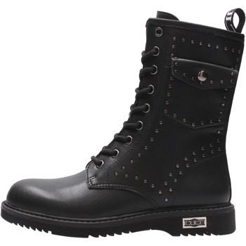 Schuhe Jungen Boots Cult - Anfibio nero CRUSH NERO