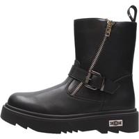 Schuhe Jungen Boots Cult - Bikers nero PASSION NERO