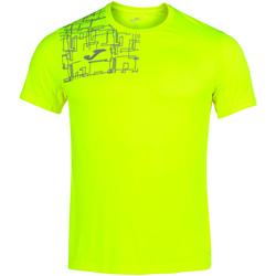 Kleidung Herren T-Shirts Joma - T-shirt giallo 102242.060 GIALLO