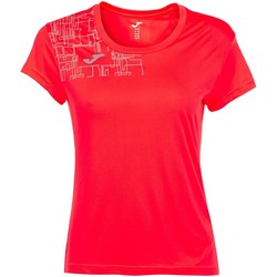 Kleidung Damen T-Shirts Joma - T-shirt arancione 901419.040 ARANCIONE