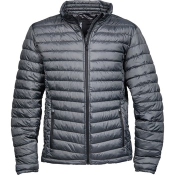Kleidung Herren Daunenjacken Tee Jays TJ9630 Grau