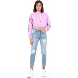 Kleidung Damen Sweatshirts Chiara Ferragni 71CBIF04-CFC0F Glyzinien