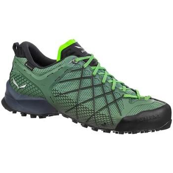 Schuhe Herren Sneaker Low Salewa MS Wildfire Gtx Grün