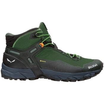 Schuhe Herren Sneaker Low Salewa MS Ultra Flex 2 Mid Gtx Grün