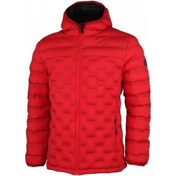 Kleidung Herren Jacken High Colorado Sport QUEBEC-M, Men's padded Jacket, 1059337 3134 rot