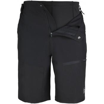 Kleidung Herren Shorts / Bermudas High Colorado Sport Bekleidung NOS BIKE-M, Mens 2in1 Shorts,black 1066070 schwarz