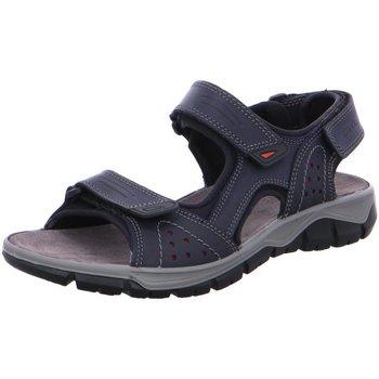 Schuhe Herren Sandalen / Sandaletten Ara Offene 11-38026-06 blau