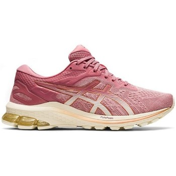 Schuhe Damen Sneaker Low Asics GT 1000 10 Rosa