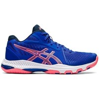 Schuhe Damen Laufschuhe Asics Netburner Ballistic FF MT 2 W Blau