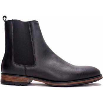 Schuhe Herren Boots Nae Vegan Shoes Basti_Black Schwarz