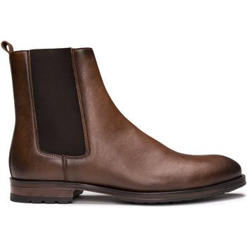 Schuhe Herren Boots Nae Vegan Shoes Basti_Brown Braun