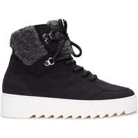 Schuhe Damen Sneaker High Nae Vegan Shoes Bego_Black Schwarz