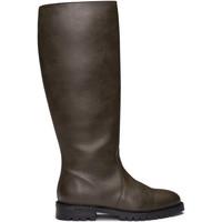 Schuhe Damen Klassische Stiefel Nae Vegan Shoes Tabita_Green Grün