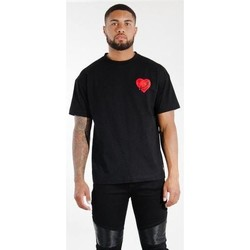 Kleidung Herren T-Shirts Sixth June T-shirt  Oversize noir
