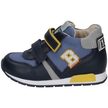 Schuhe Jungen Sneaker Low Balducci CSP4852 BLAUER AVIO