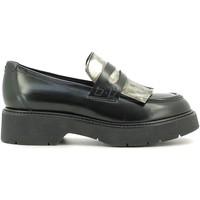 Schuhe Damen Slipper Carmens Padova A38339 Schwarz