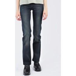 Kleidung Damen Straight Leg Jeans Lee Lynn Straight L333EHBP dunkelblau